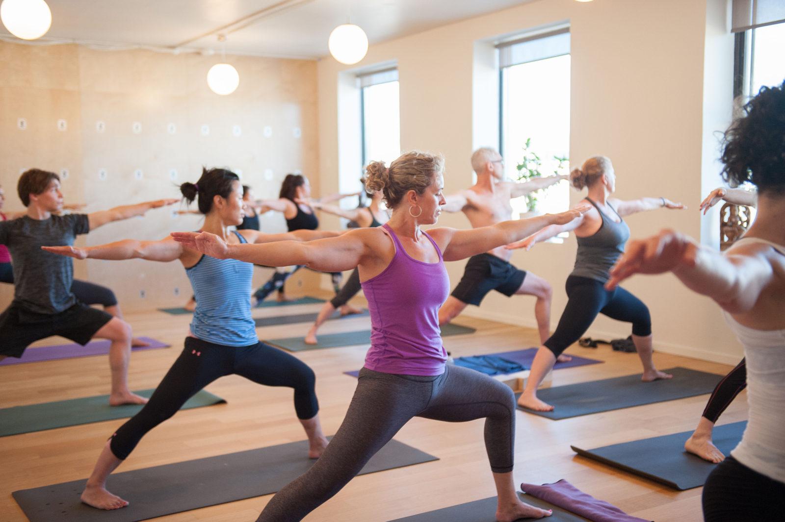 Take Yoga Classes at Breathe Yoga Studio • Toronto