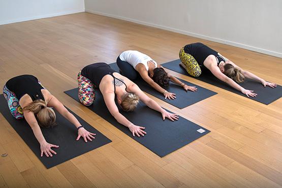 Yin | Breathe Yoga + Wellness Centre